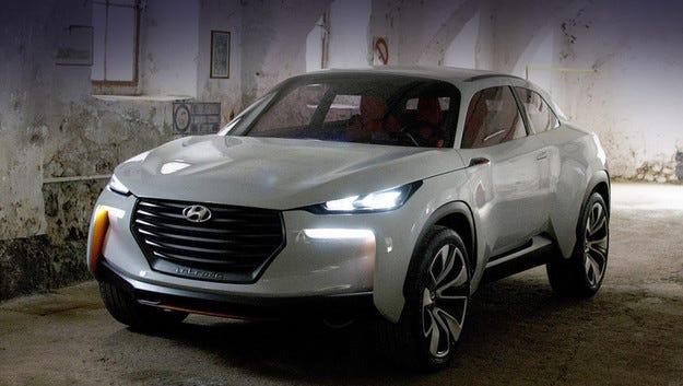 Hyundai ще разработи SUV на базата на Genesis