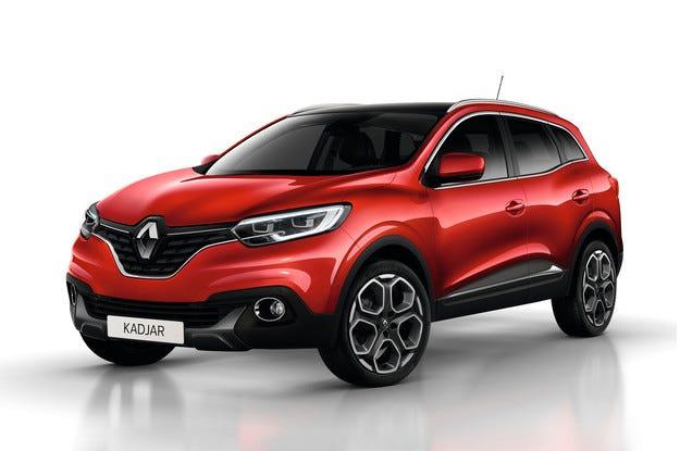 Renault Kadjar споделя двигатели с Qashqai