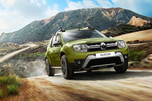Renault/Dacia обнови кросоувъра Duster