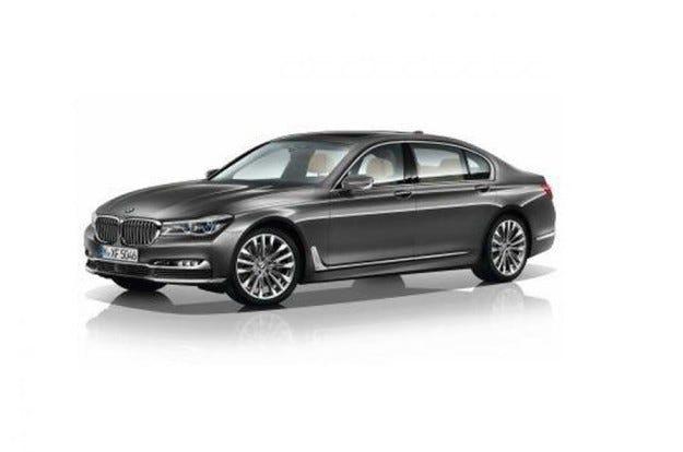 Разсекретиха BMW Серия 7 преди официалния дебют
