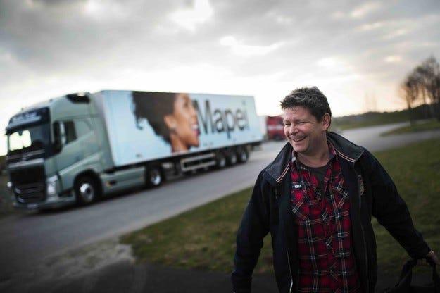 Компанията Volvo Trucks прави риалити ТВ