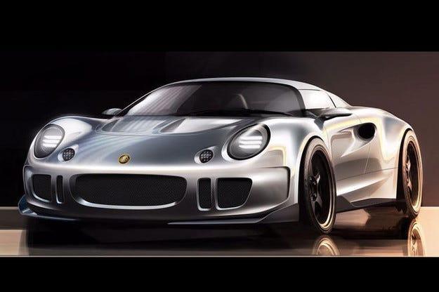 Lotus Super Elise: Дизайнер на Jaguar прави кола мечта