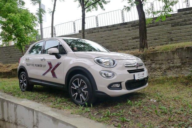 Fiat 500Х отпразнува старта на продажбите си в България