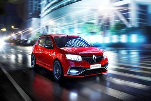 Renault/Dacia представи най-мощната версия на Sandero