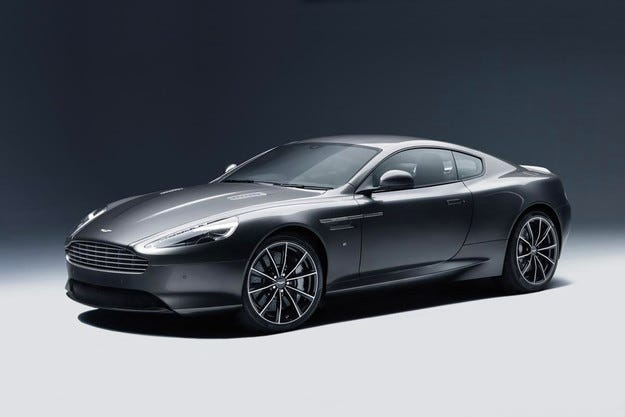 Най-мощният Aston Martin DB9 получава 547 конски сили
