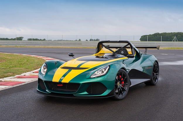 Lotus представи най-бързия си спортна автомобил