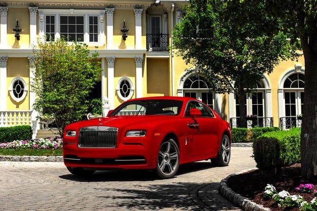 Rolls-Royce представи своя най-мощен модел