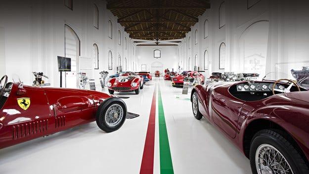 Акциите на Ferrari ще се търгуват на борсата