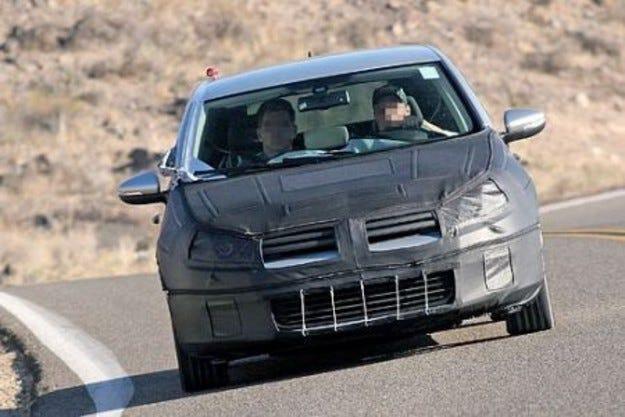 Разкрито: VW Golf VI