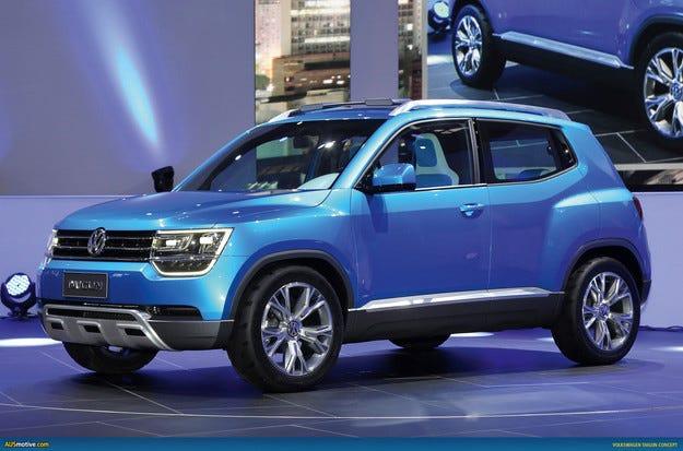 Volkswagen анонсира два нови кросоувъра