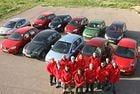 Master-Test на автомобили от малкия клас: Евровизия