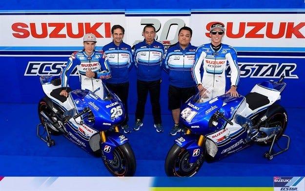 Suzuki празнува 30-години Super Sport серия GSX-R