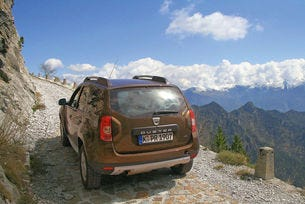 Dacia Duster dCi 110 4WD