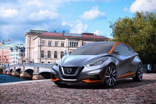 Новият Nissan Micra ще е по-голям от своя предшественик