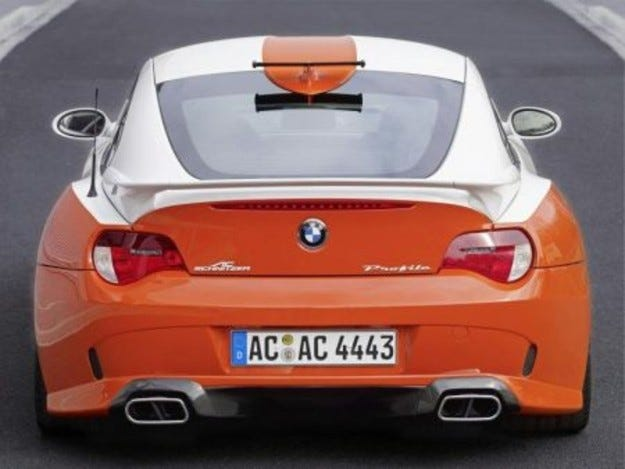 AC Schnitzer Z4 M-Coupe