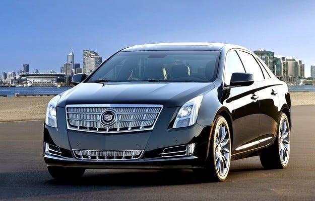 Cadillac ще продължи производството на седана XTS