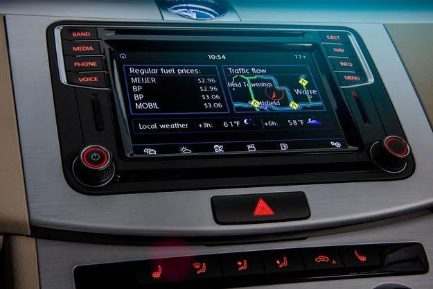 Автомобилите Volkswagen с нова мултимедийна система