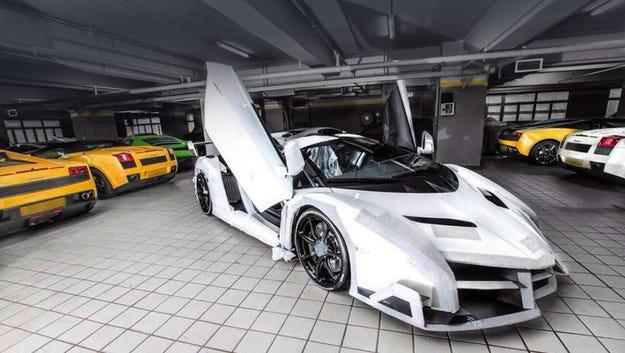 Компанията Lamborghini с изненада за колекционерите