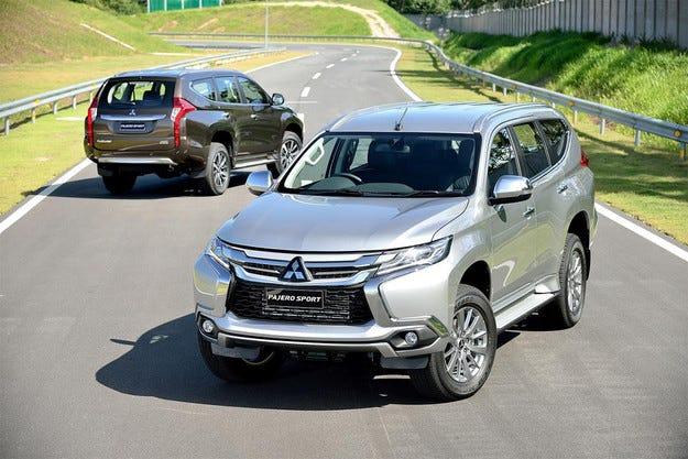 Mitsubishi представи новото поколение на Pajero Sport