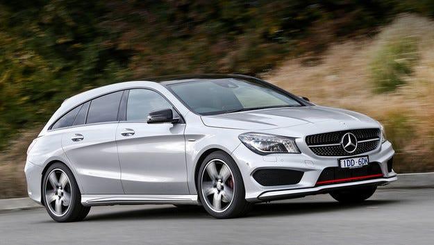 Mercedes-Benz ще обнови B-класата, CLA и GLA