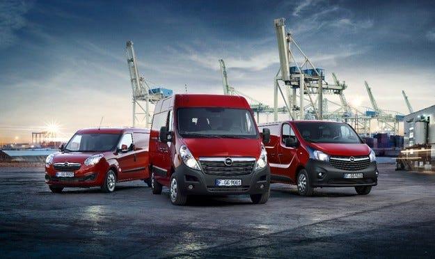 Euro 6 дизели за лекотоварните Vivaro, Movano и Combo