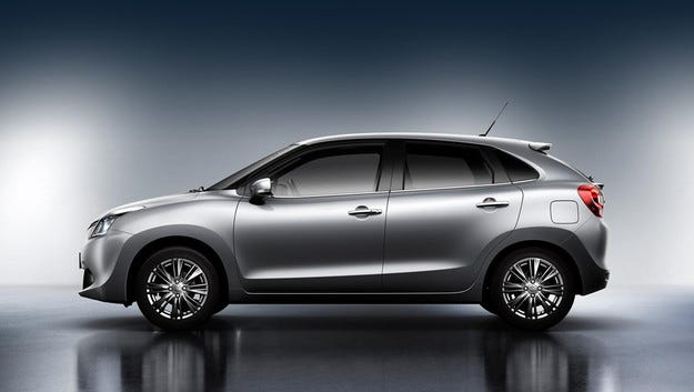 Suzuki показа новия компактен хечбек за Европа