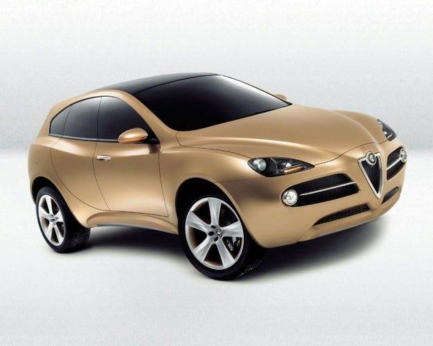 Alfa Romeo: След Giulia през 2016 ще се появи кросоувър