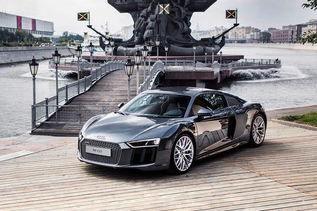 Продажбите на Audi R8 започват през септември