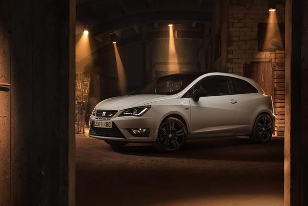 Seat Ibiza Cupra получава нов турбодвигател