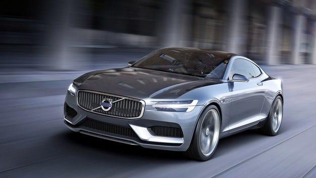 Разкриха дизайна на новия флагманск седан на Volvo