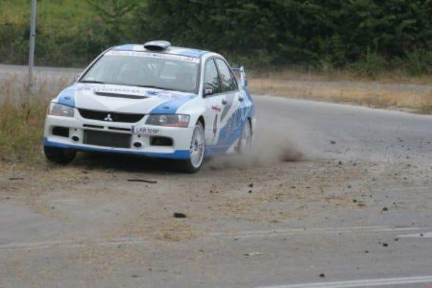 Рали Хеброс 2007