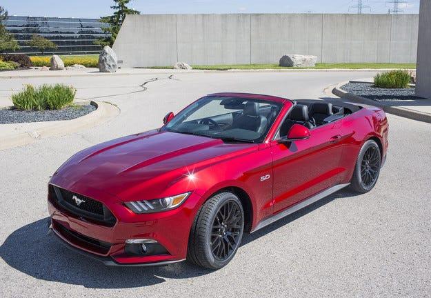 Ford Mustang: Най-продаваният спортен модел в света
