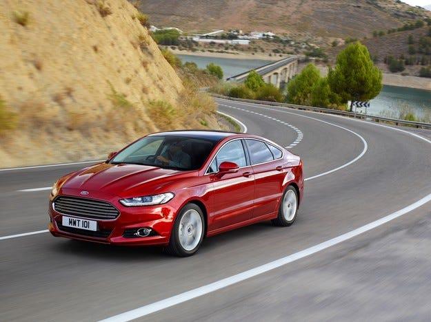 Кои нови модели на Ford ще дебютират в София