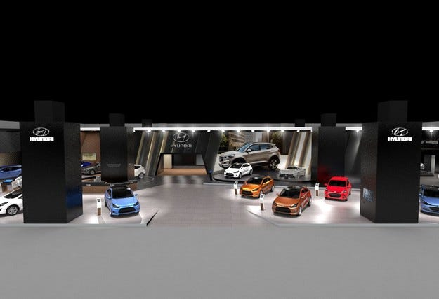Hyundai Motor излъчва директно от Франкфурт