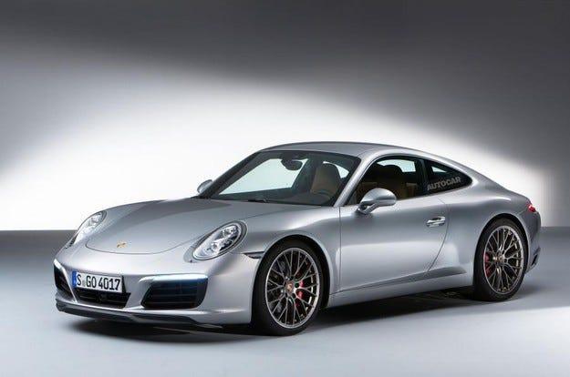 Новото поколение на Porsche 911 ще бъде хибрид