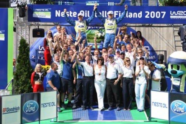 BP-Ford 2007