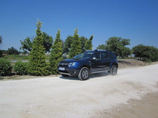 Dacia Duster Champions Edition
