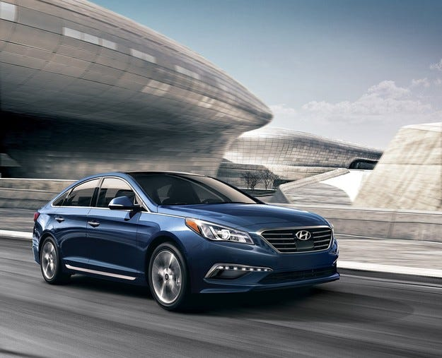 Hyundai Tucson и Sonata спечелиха призове за безопасност