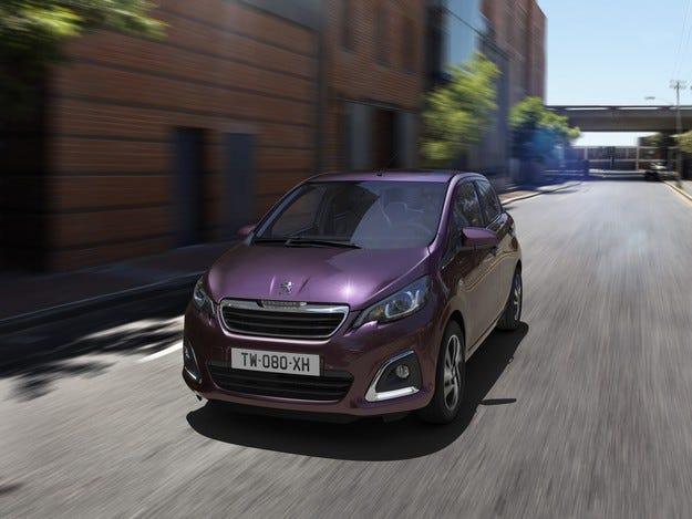 Новият Peugeot 108 дебютира в България през октомври