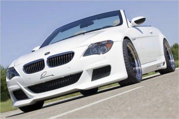 Lumma BMW шеста серия