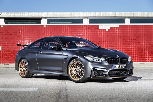 Баварската компания BMW разкри най-бързото си купе
