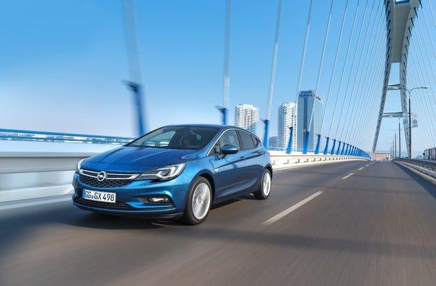 Новият Opel Astra впечатлява с най-добри показатели