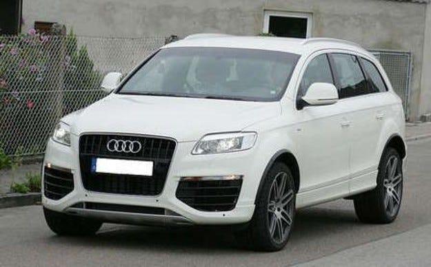 Audi Q7 5,9 TDI