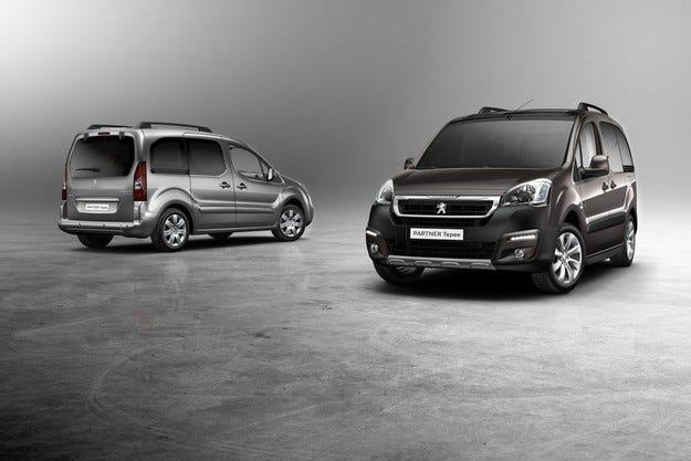 Дебютира новият Peugeot Partner Tepee на софийска сцена