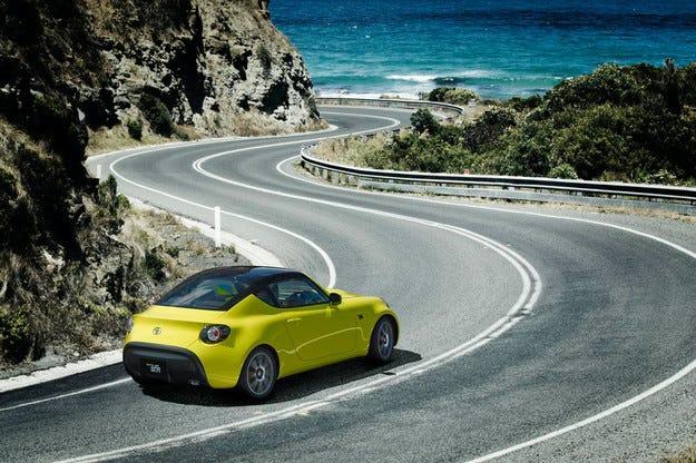 Toyota разкри всичко за новия спортен автомобил S-FR