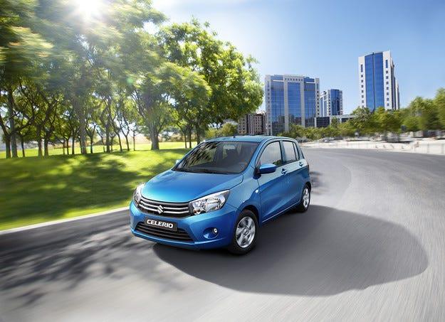 Suzuki се завръща на изложението в Интер Експо Център
