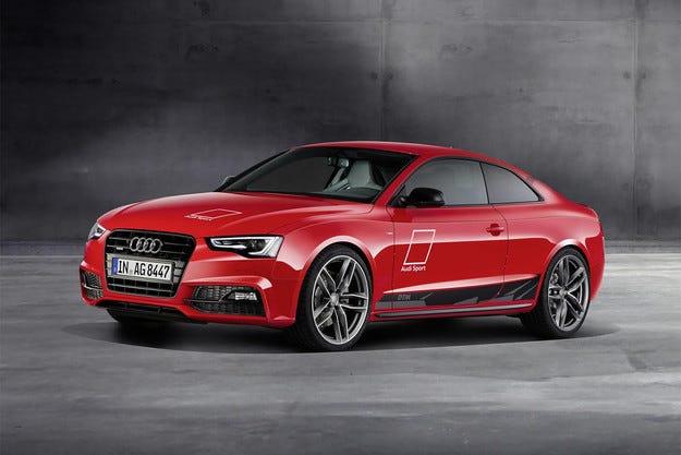 Audi пуска специална версия на A5 дизелов мотор и 245 к.с.