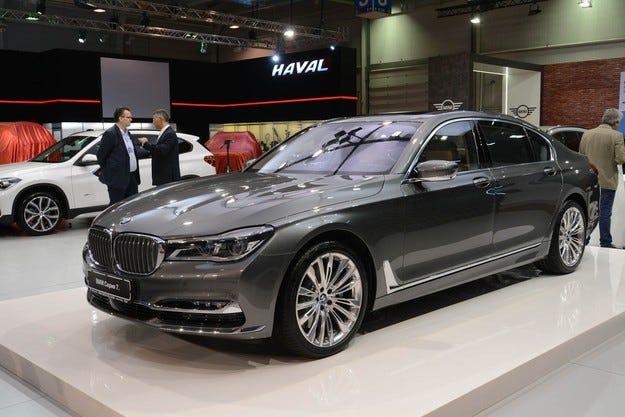 BMW Group представи Серия 7, Х1 и MINI Clubman