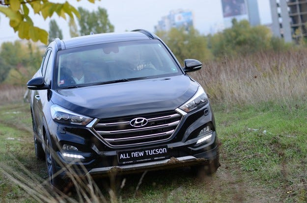 Над 200 направени теста на Hyundai Off Road Track
