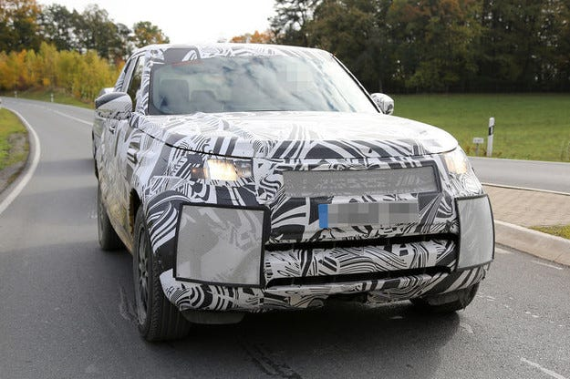 Новият кросоувър Land Rover Discovery идва през 2017